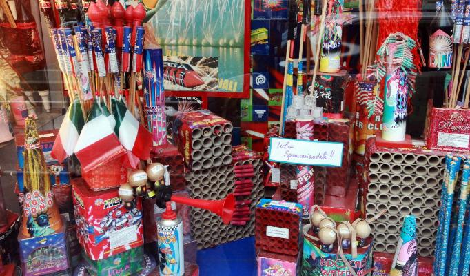 A Capodanno divieto di esplosione di petardi e similari a Castel Bolognese