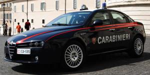 Arrestato dai Carabinieri spacciatore nei pressi del Parco Biancini