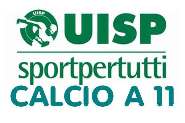 Campionato Amatori UISP – Calcio a 11 serie B, 6ª Giornata Andata 12 novembre 2018