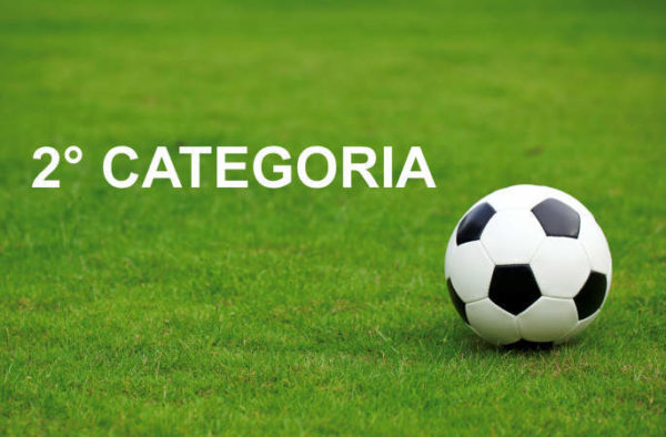 Calcio: 2° Categoria N – 1° Giornata del 22/09/2019