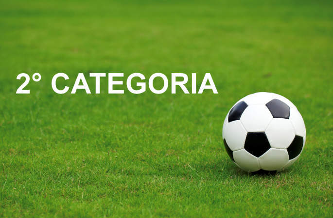 Calcio: 2° Categoria N – 5° Giornata del 21/10/2018