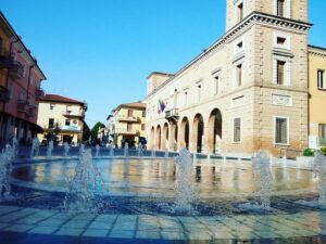 Quest'anno la Domenica di Pentecoste la Messa di celebra in Piazza